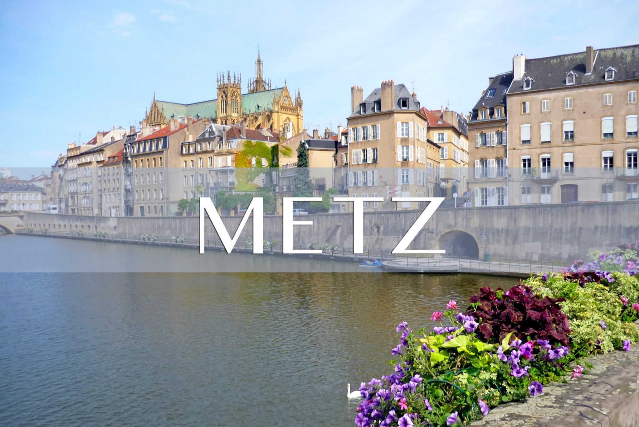 Ville Metz France