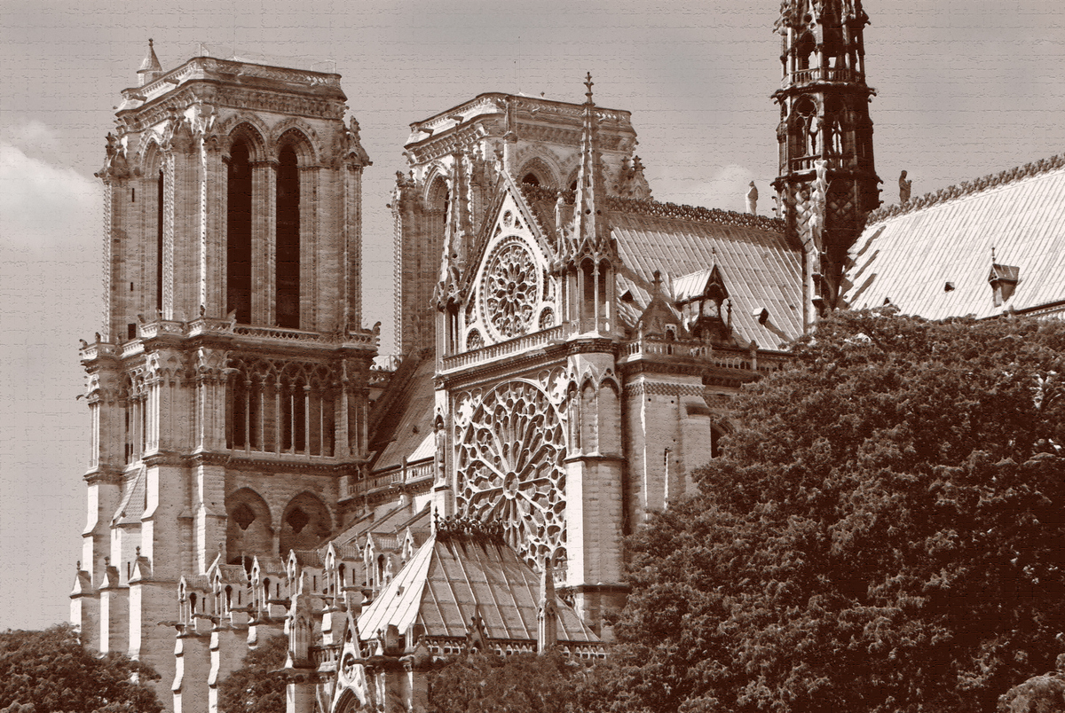 how to get to notre dame cathedral