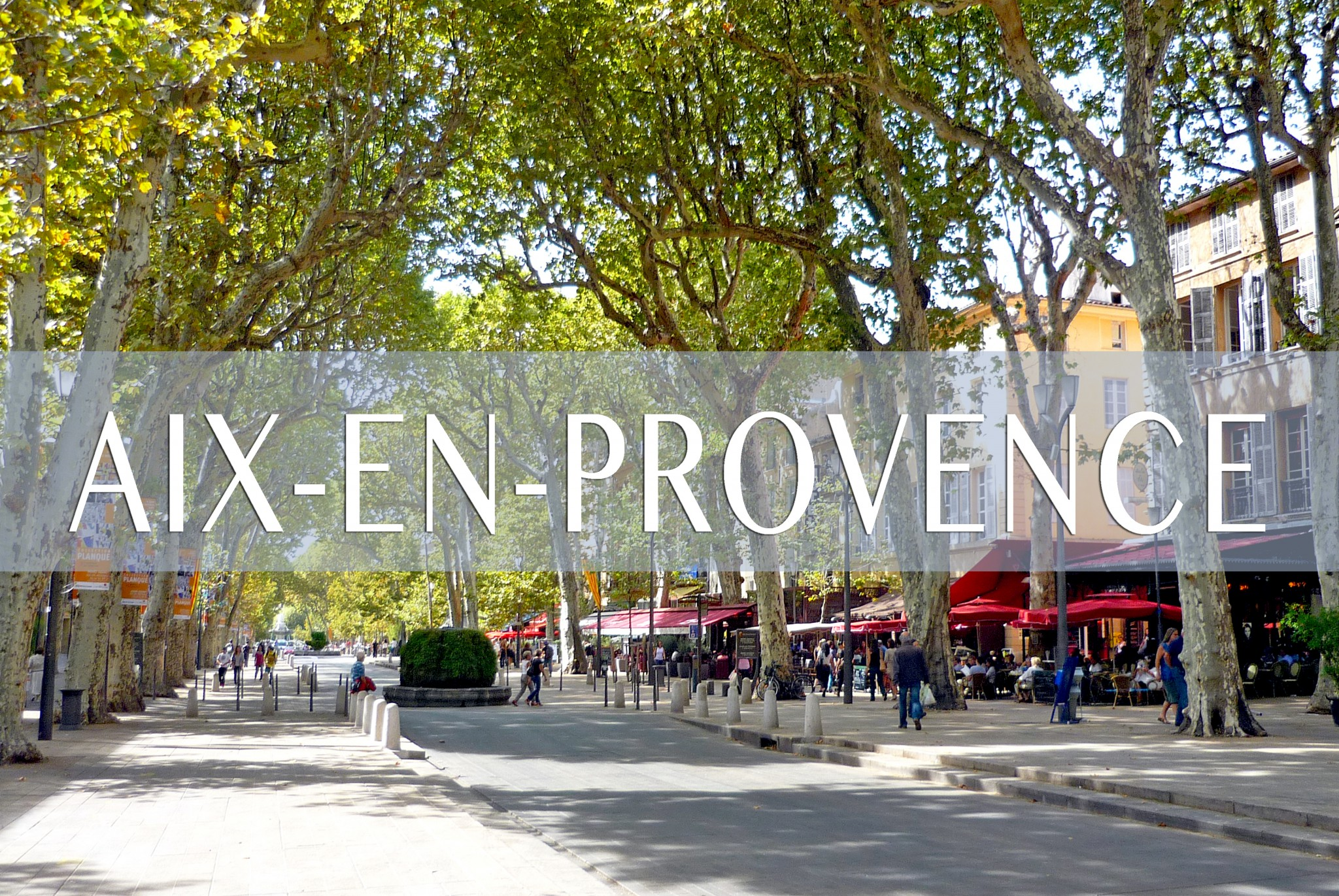 Aix en provence provence alpes c te d 39 azur french moments for Bus salon de provence aix en provence