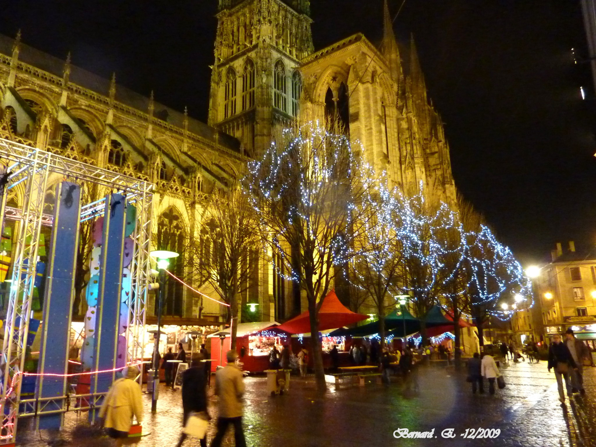 Rouen Christmas Market French Moments