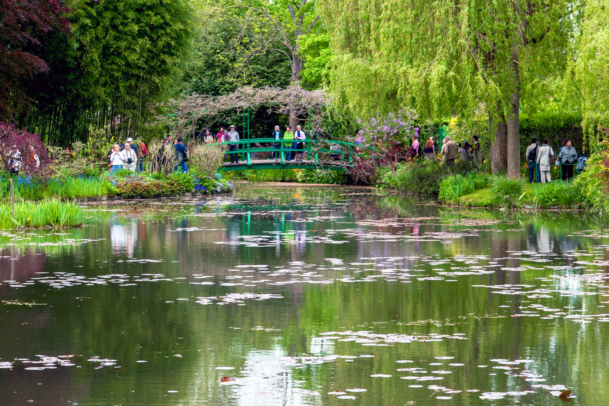 Monet S Gardens In Giverny French Moments