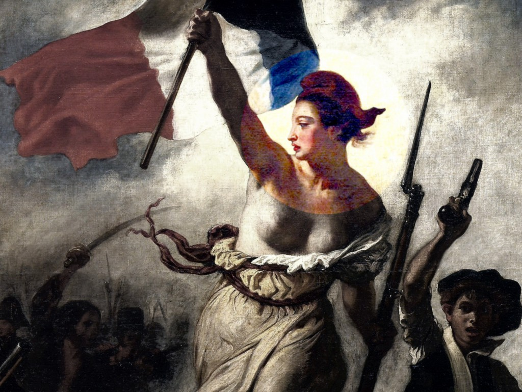 Marianne And The French Republic French Moments