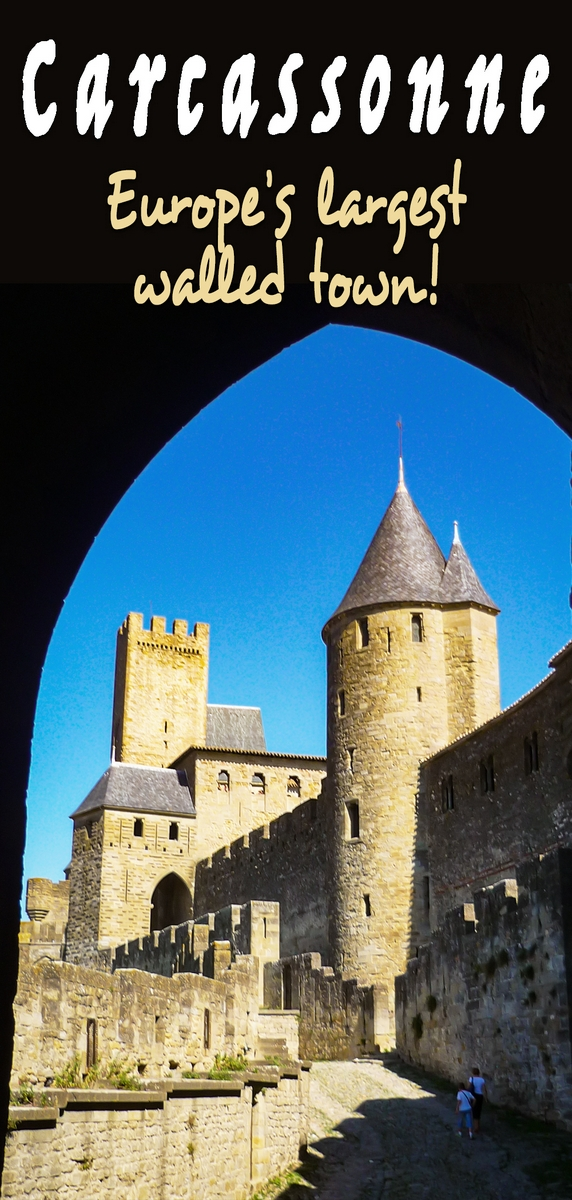 Discover Carcassonne © French Moments