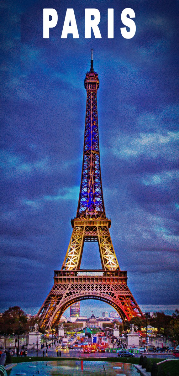 Fun facts about the Eiffel Tower © French Moments