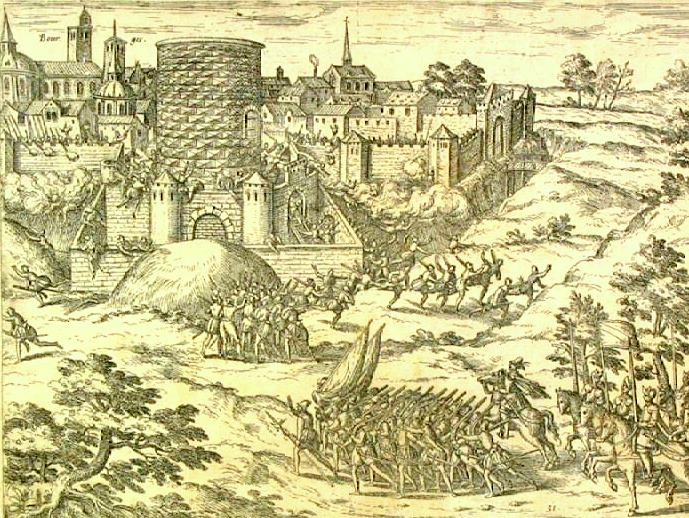 Bourges in 1569