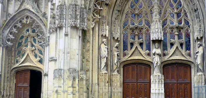 Abbaye de la Trinité Vendôme 61 © French Moments