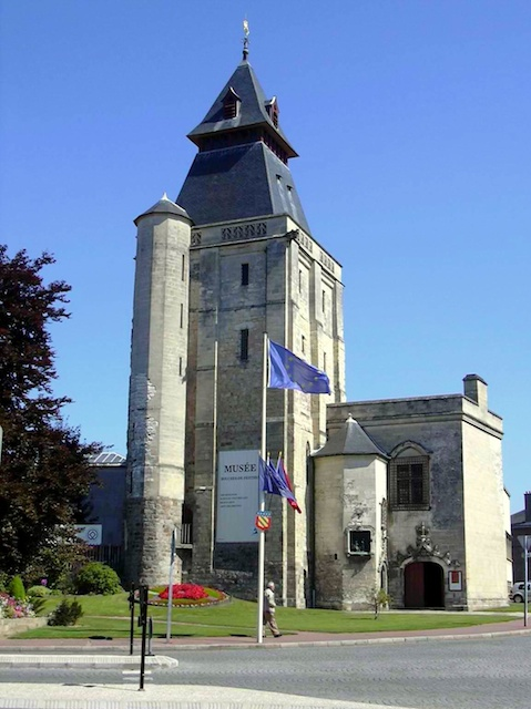 Belfries of Flanders - Abbeville Belfry © Noplay, licence [CC SA 1.0], from Wikimedia Commons