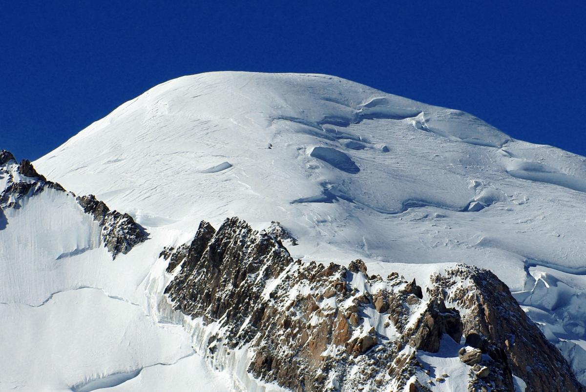 Mont Blanc, Aiguille du Midi © French Moments