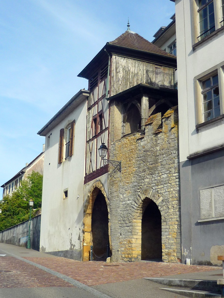 The Belfort Gate, Altkirch © French Moments
