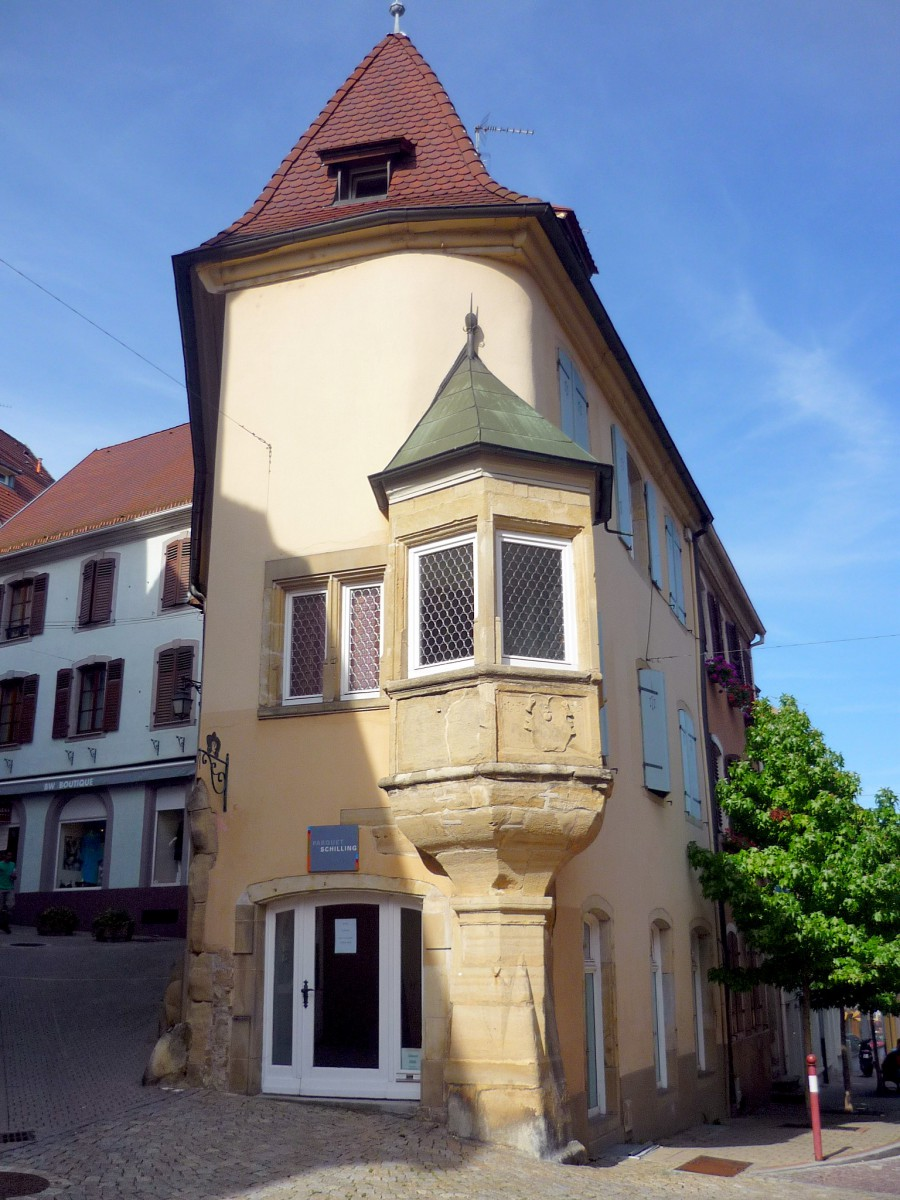 The Apple House, Altkirch © French Moments