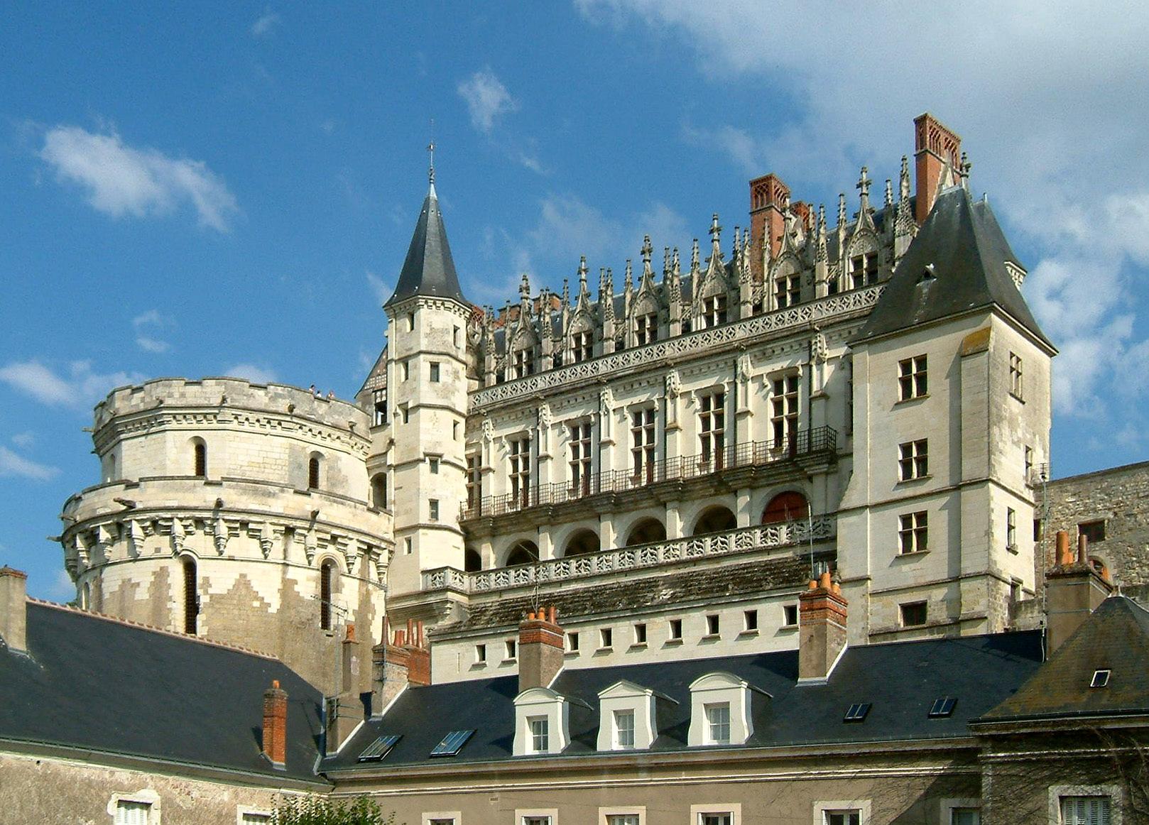 Amboise Castle © Christophe