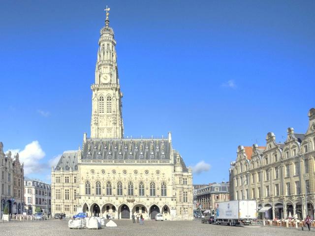 Hotel Arras Grand Place