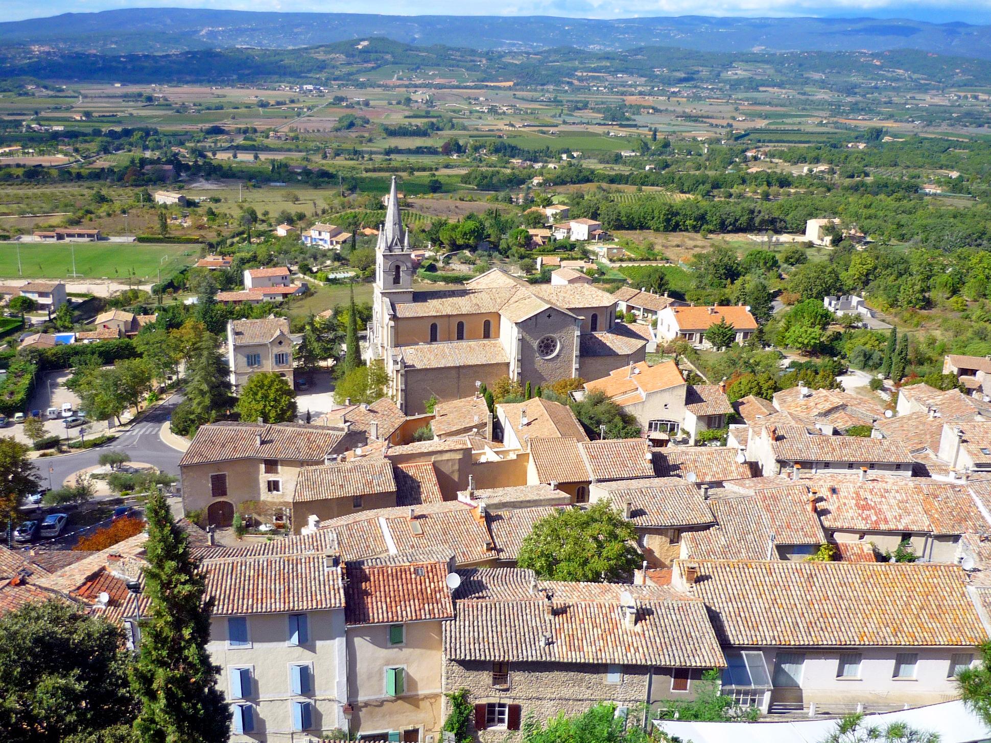 Bonnieux Luberon Provence