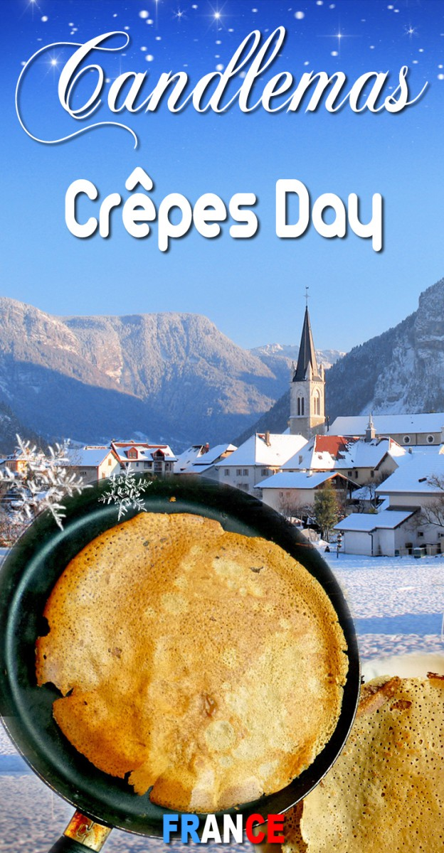 Candlemas and crepes day in France © French Moments