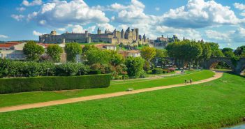 The fortified Cité of Carcassonne © French Moments