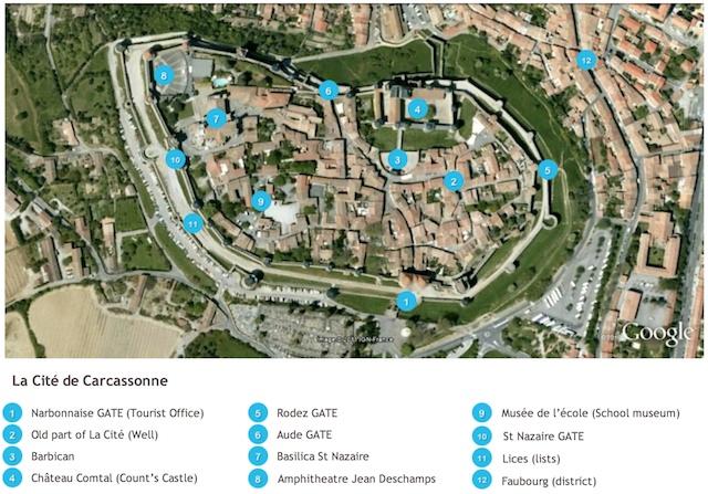 Cité de Carcassonne by French Moments