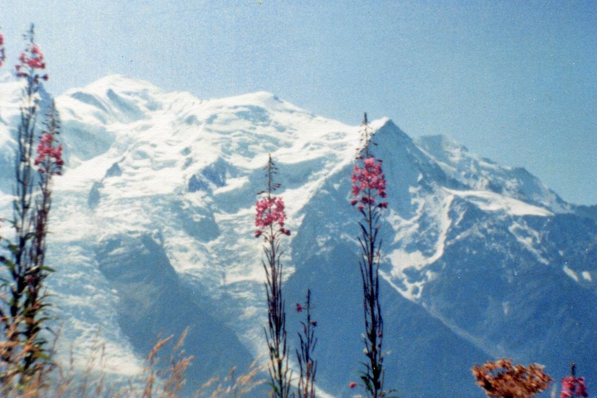 Mont Blanc, Planpraz © French Moments