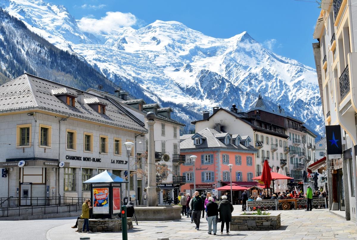 Chamonix Mont Blanc © French Moments