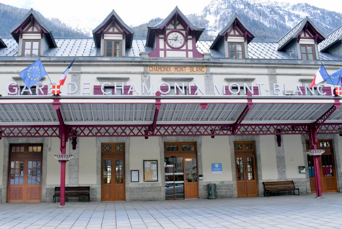 Chamonix Mont Blanc Station © French Moments