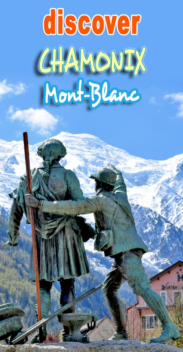Discover Chamonix Mont Blanc © French Moments