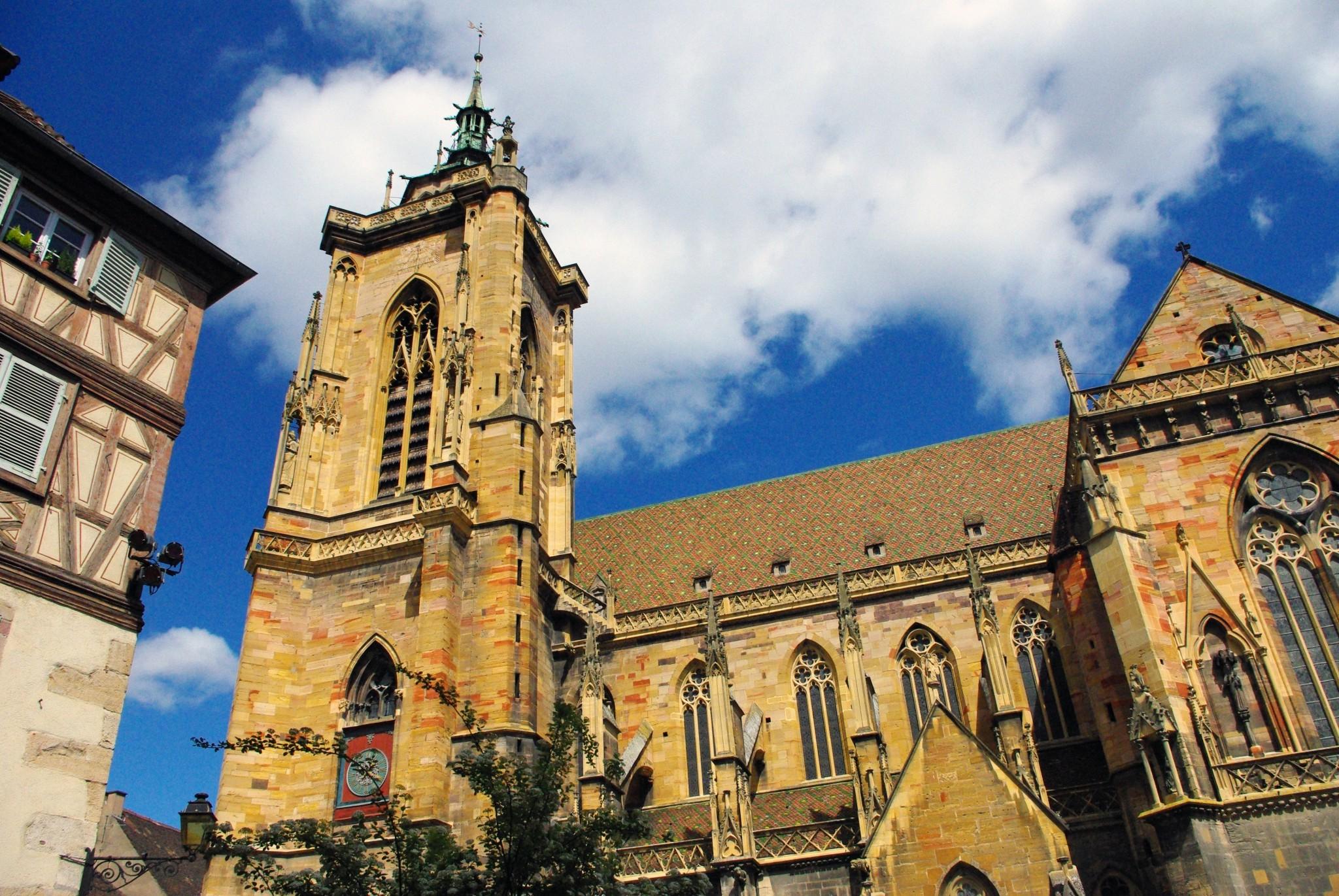Colmar Collegiate church © French Moments