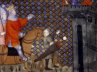 Conquest of La Rochelle by Louis VIII (1224)