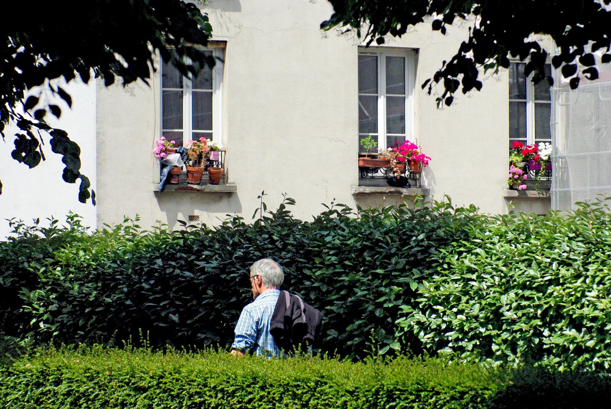 Promenade Plantée - Coulée Verte René-Dumont © French Moments
