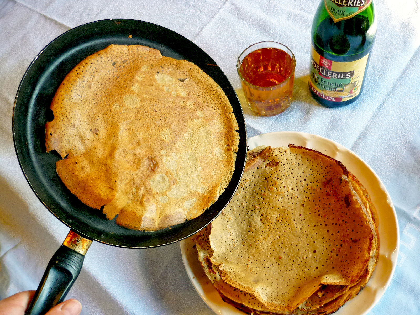 Crêpes Preparations © French Moments
