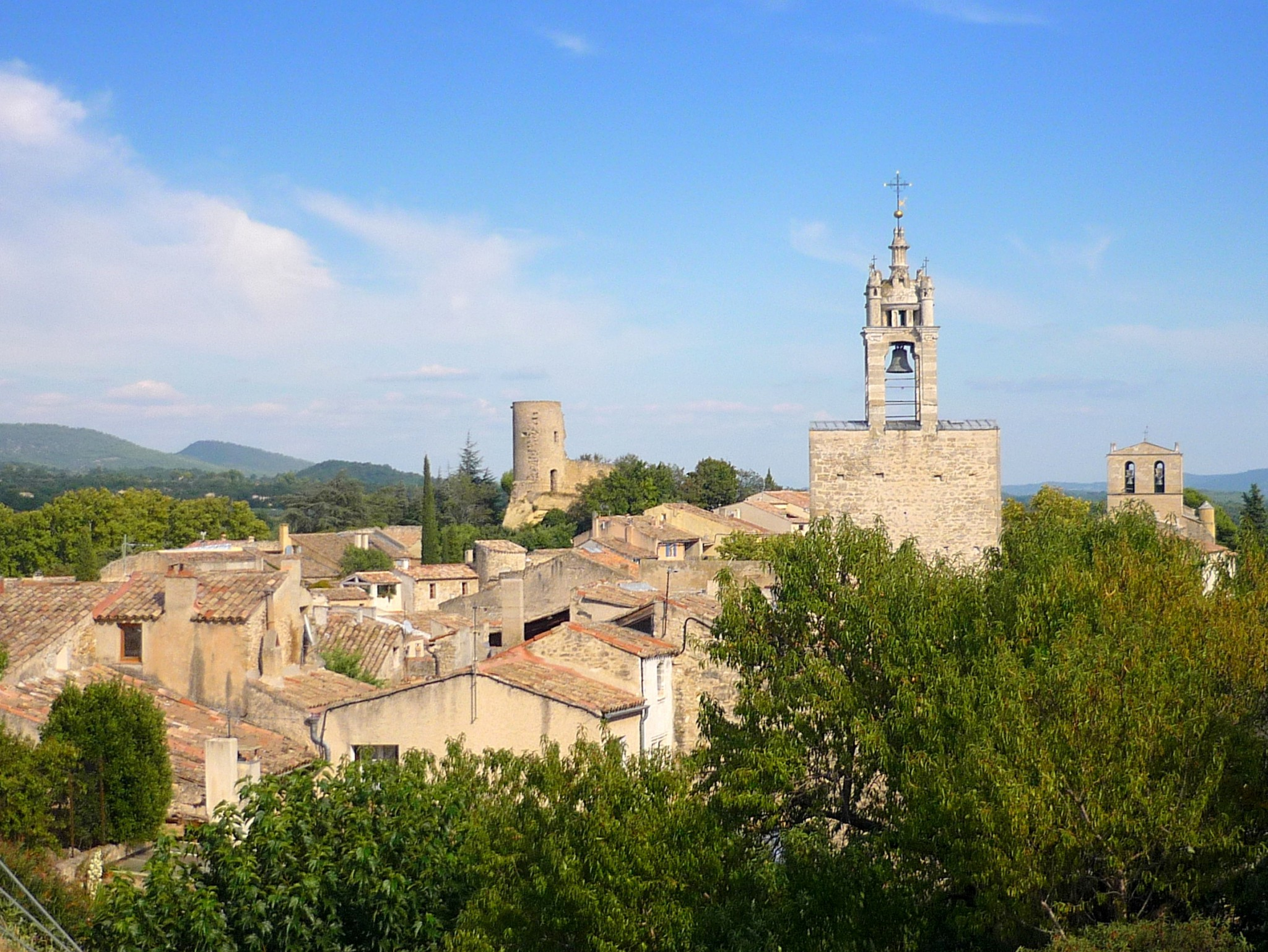 Cucuron Provence Luberon