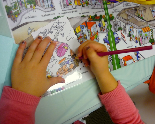 Easter Workshop for Kids © French Moments