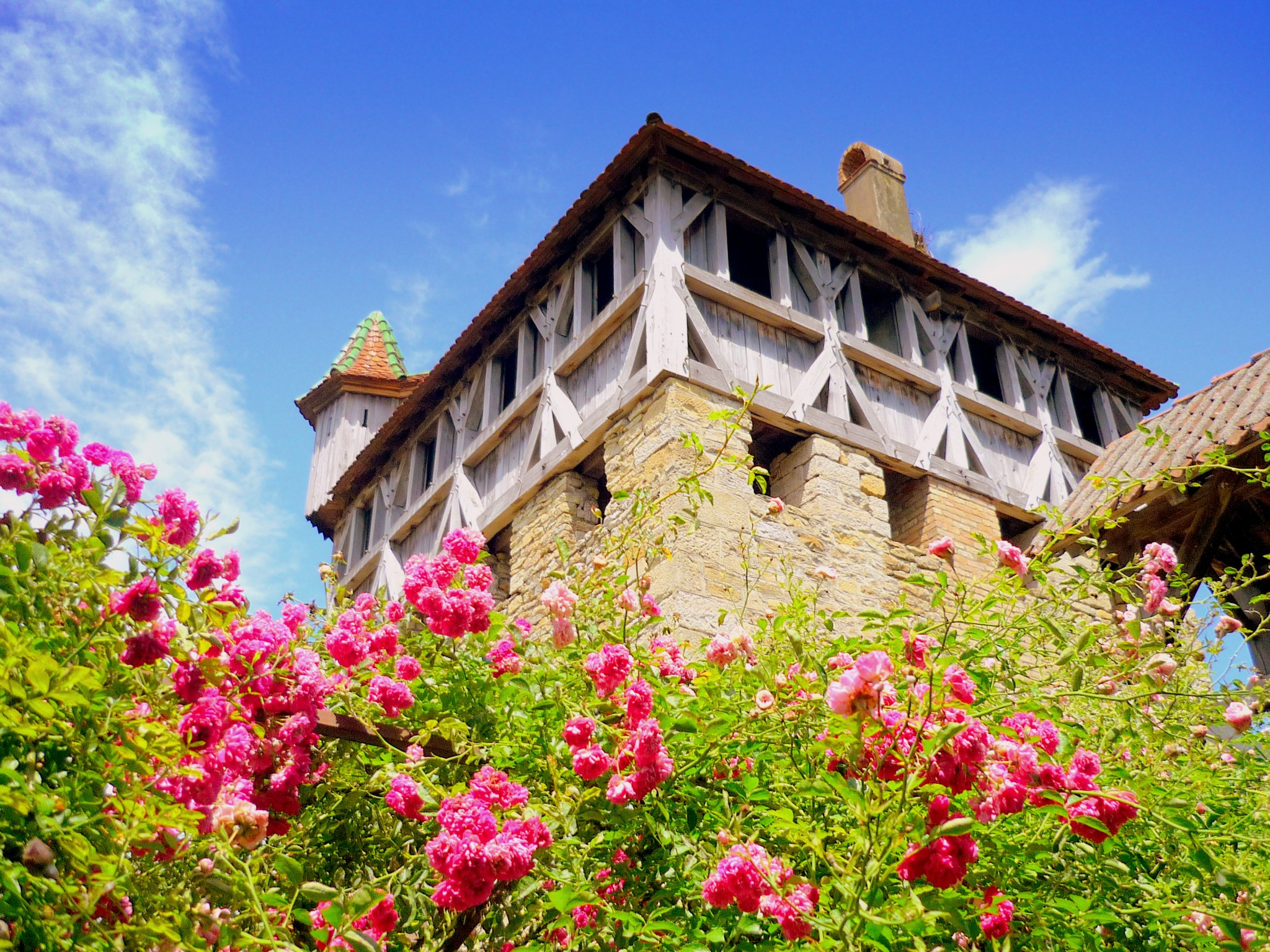 Keep at the Ecomusée d'Alsace © French Moments