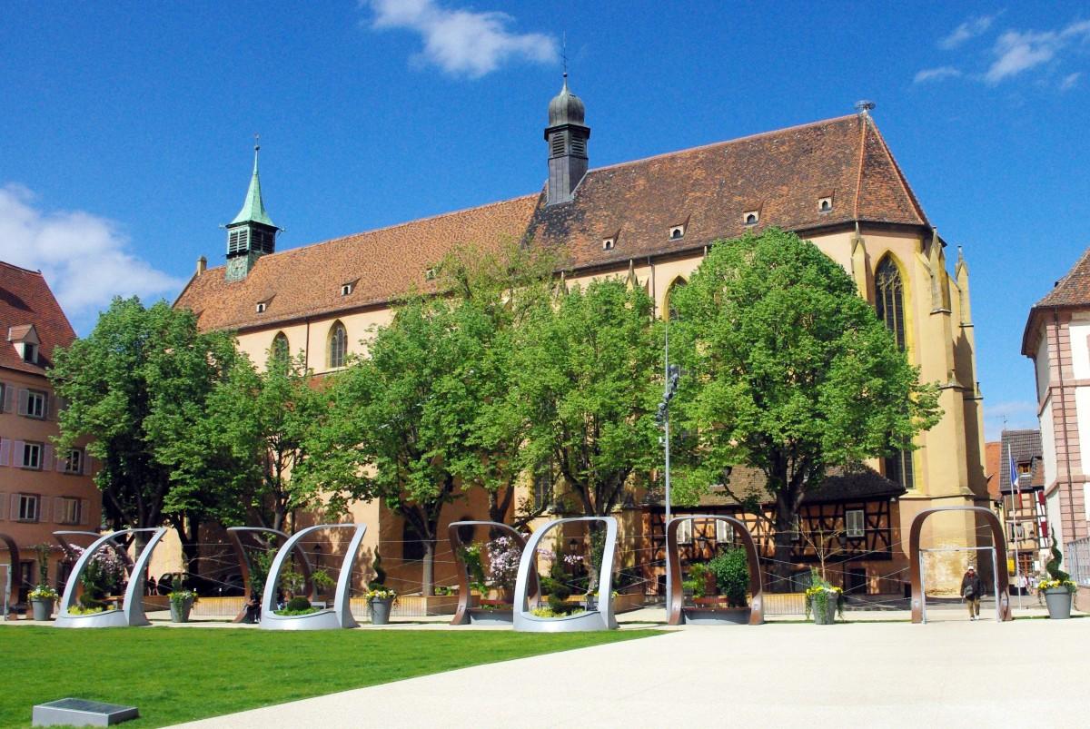 Colmar old town Alsace