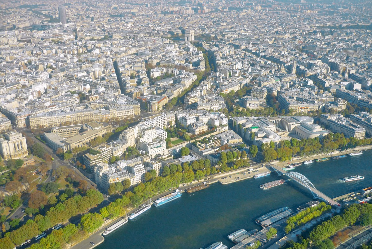 Top 10 Panoramic Views Of Paris French Moments