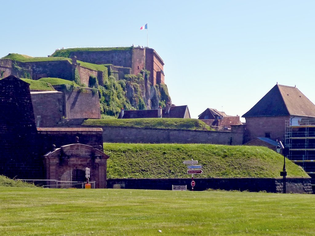 Fortifications of Belfort © French Moments