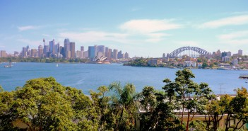 Sydney Harbour © French Moments