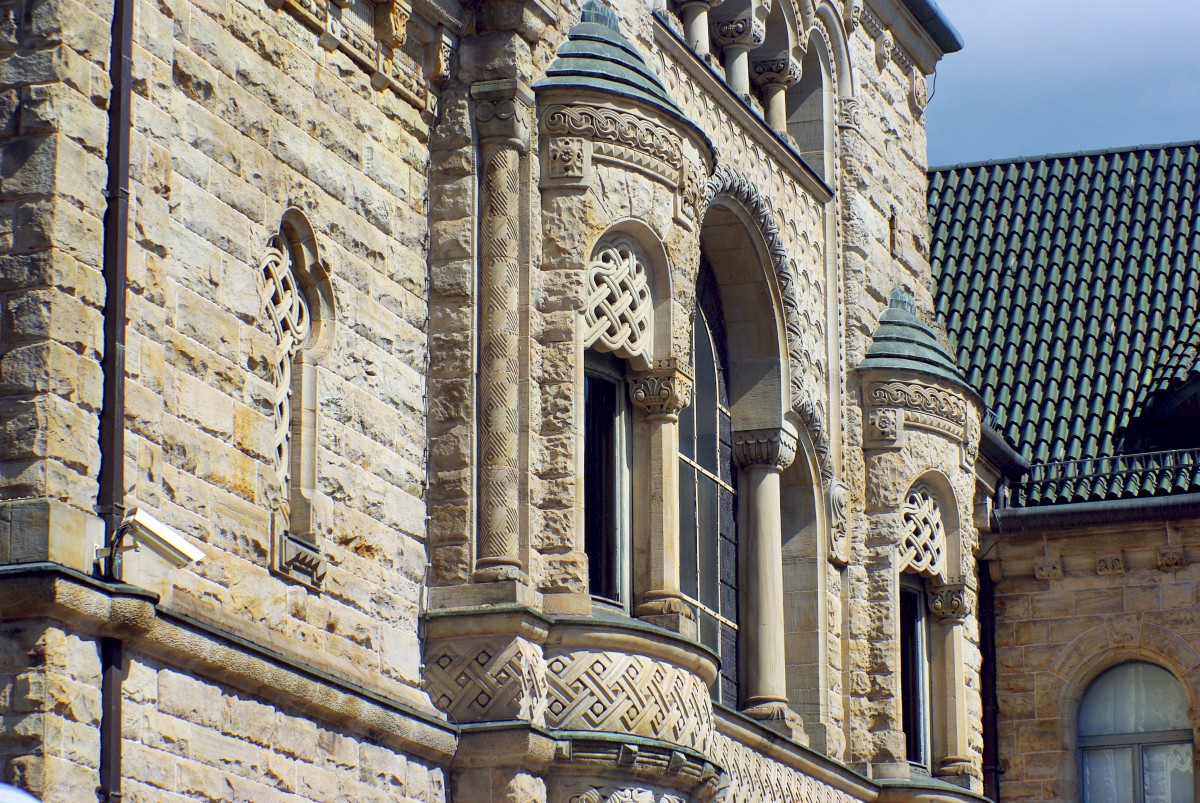 Metz German Imperial District, the station © French Moments