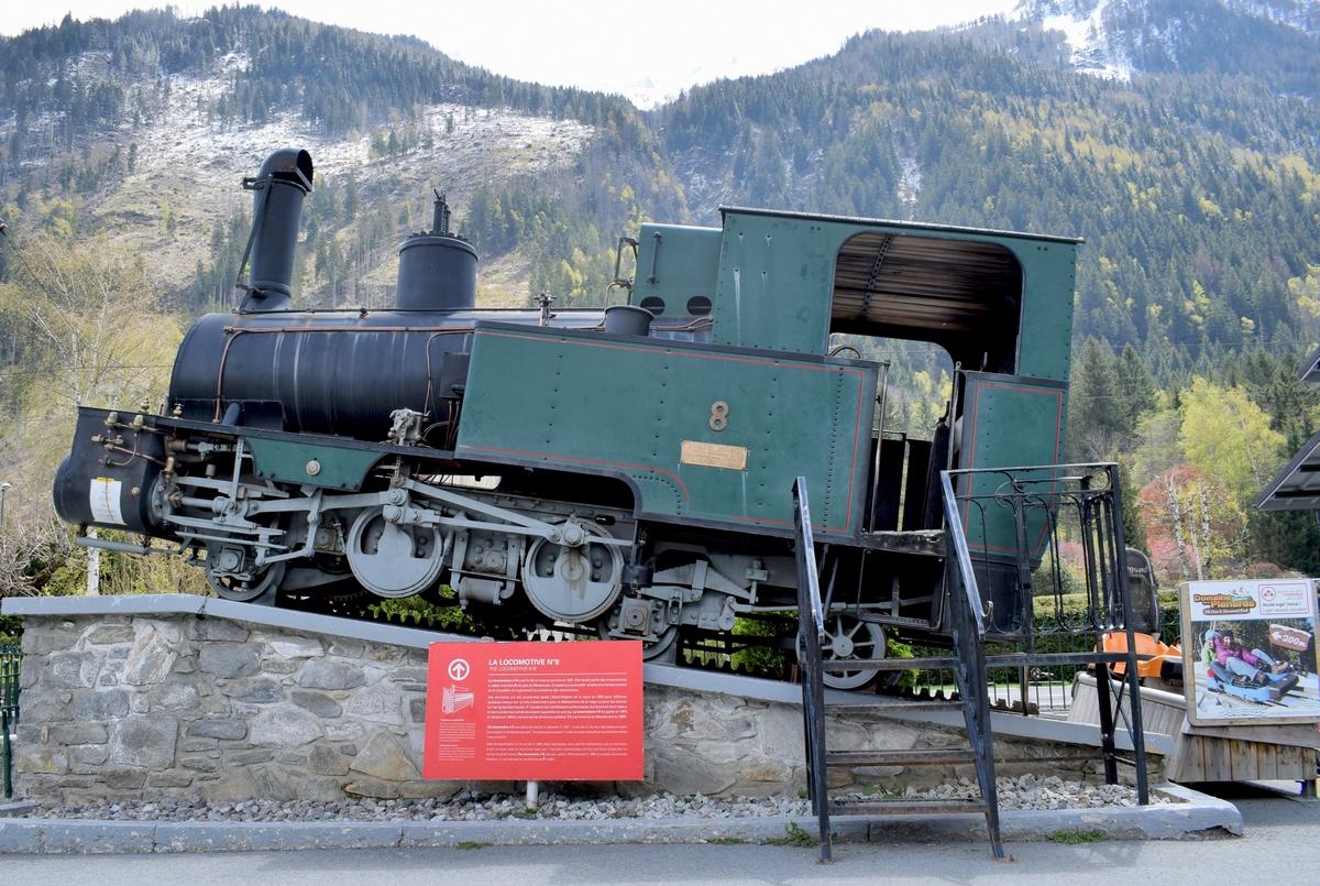 Montenvers Train, Chamonix Mont Blanc © French Moments
