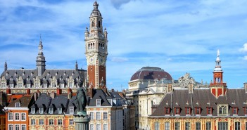 Grand Place of Lille and Belfry © Velvet - licence [CC BY-SA 3