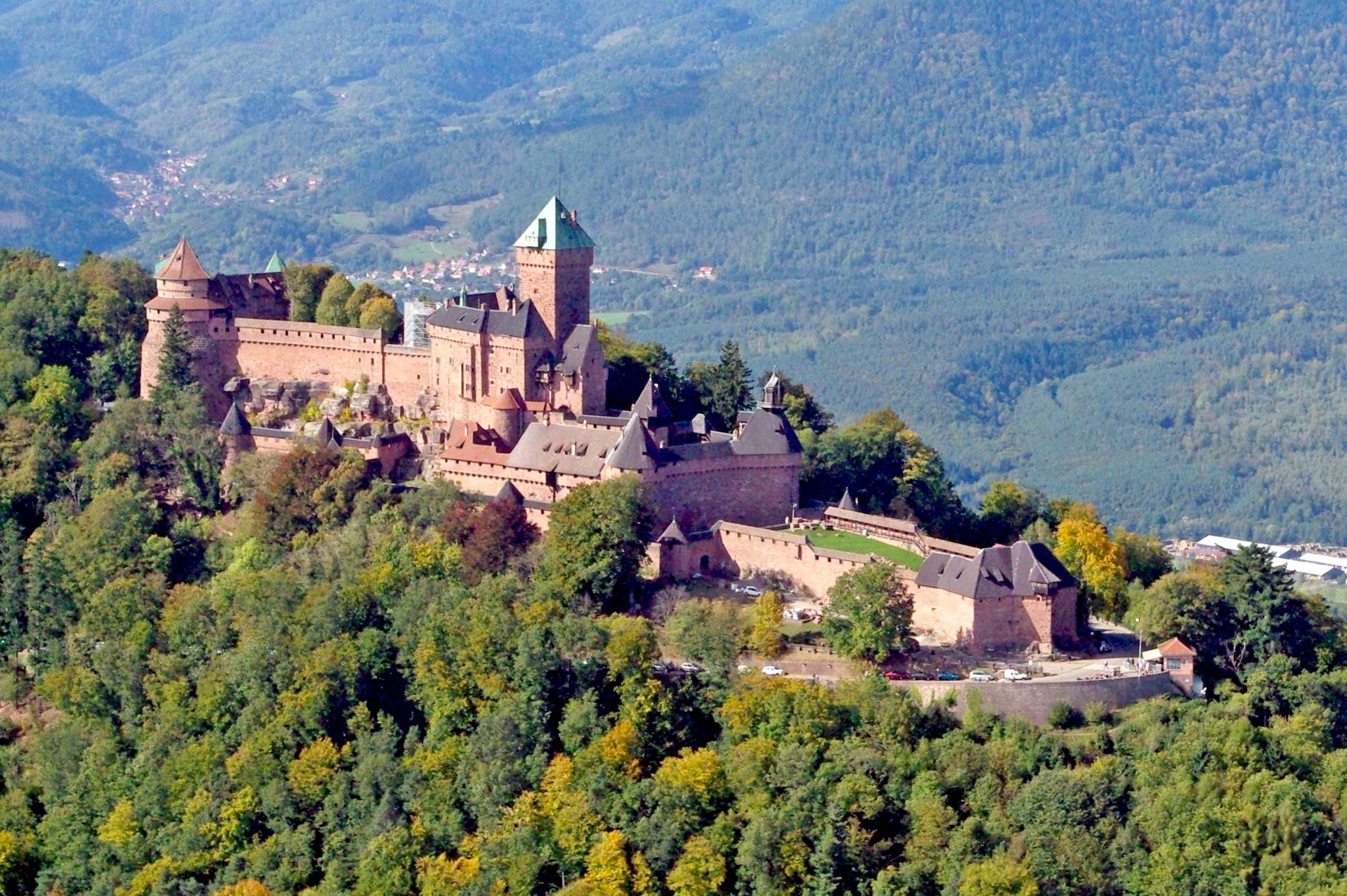 Haut-Koenigsbourg and the Vosges 3 © French Moments