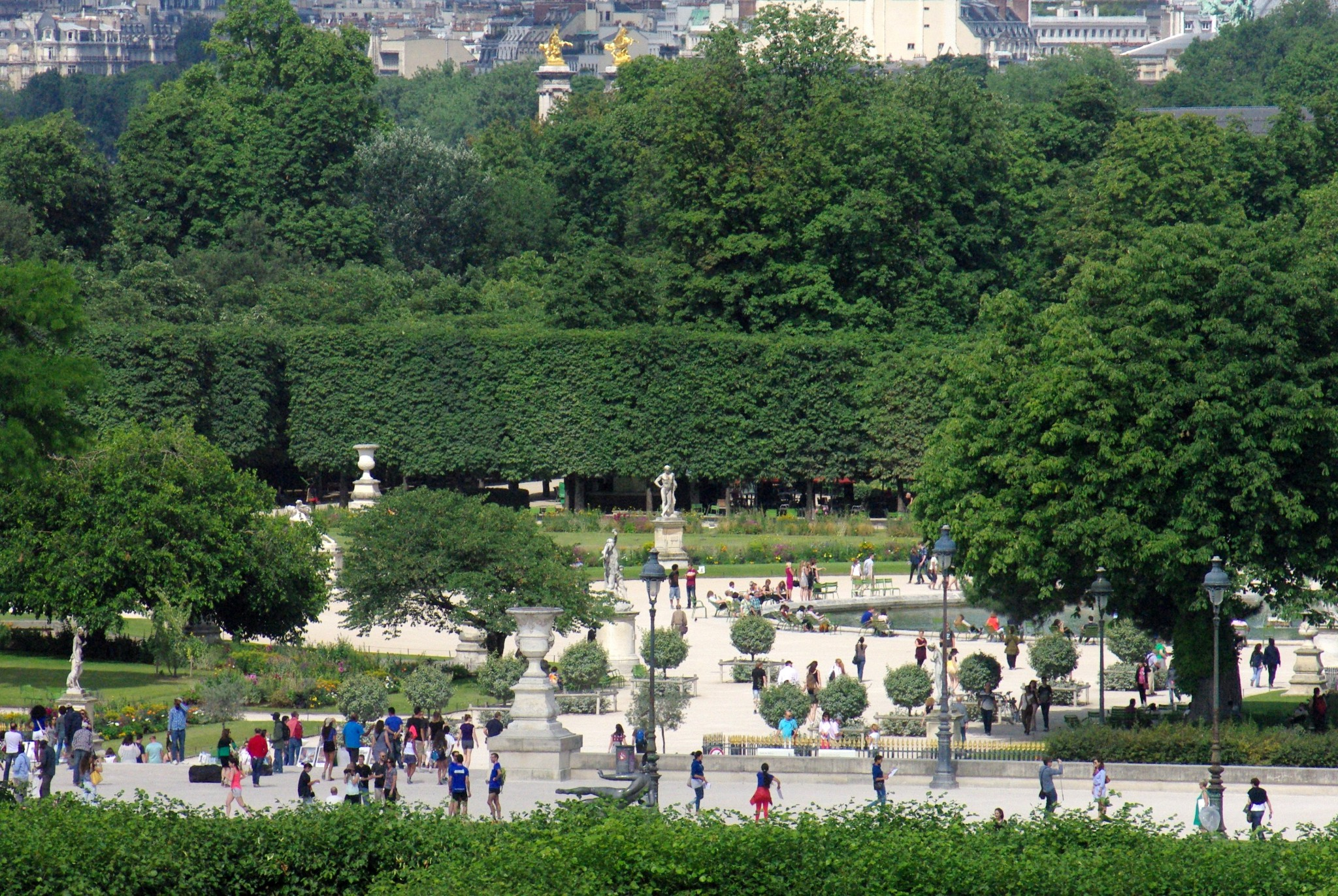 The Tuileries Garden © French Moments