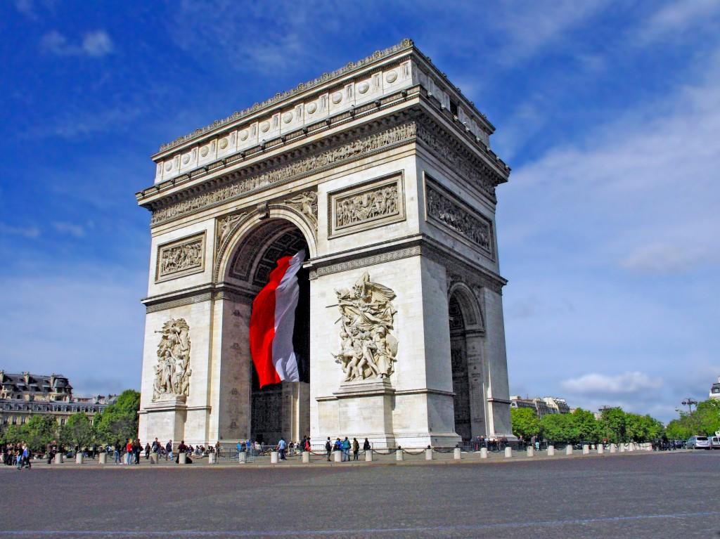 Arc De Triomphe Paris: Discover The Arc De Triomphe In Paris