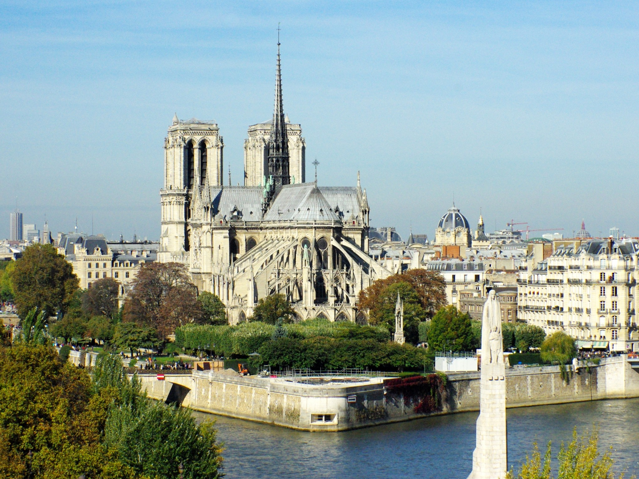 Notre Dame Cathedral Paris French Moments