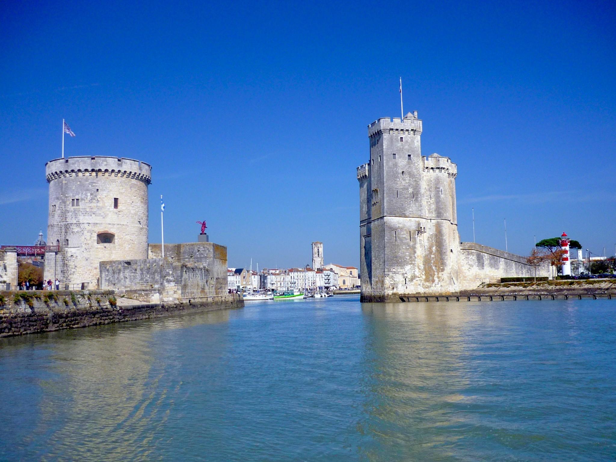 La Rochelle History French Moments