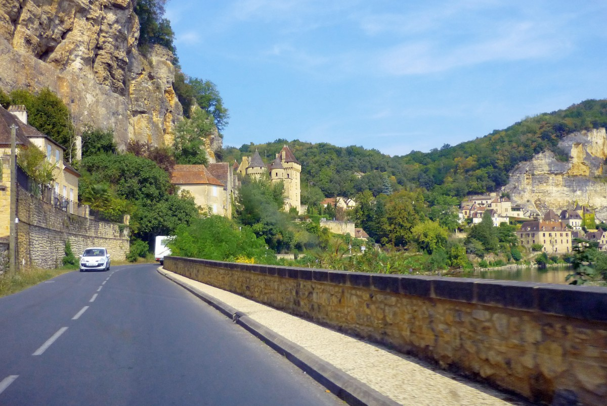 La Roque-Gageac © French Moments