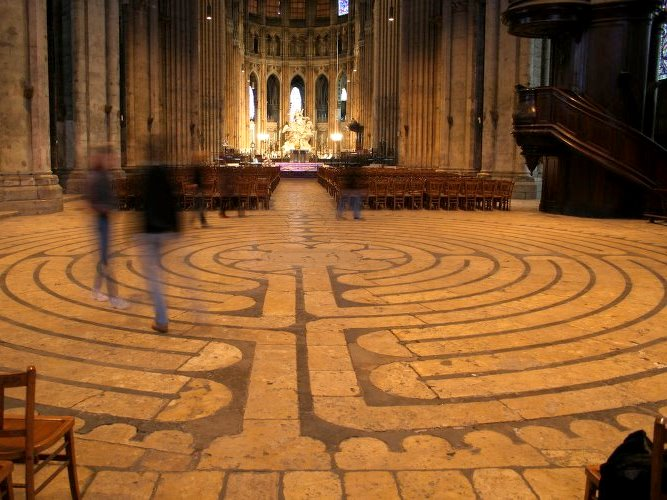 Labyrinth © University of Pittsburgh