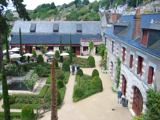 Le Clos Lucé © J. O'Dea - French Moments