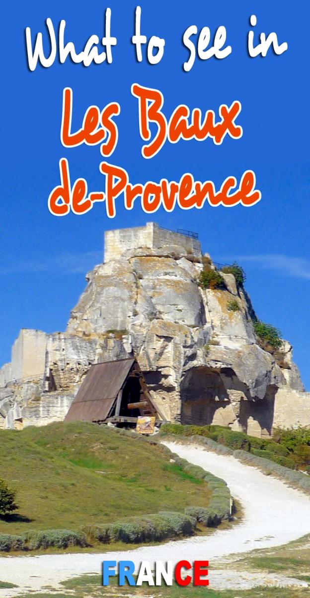 Discover Les Baux-de-Provence © French Moments