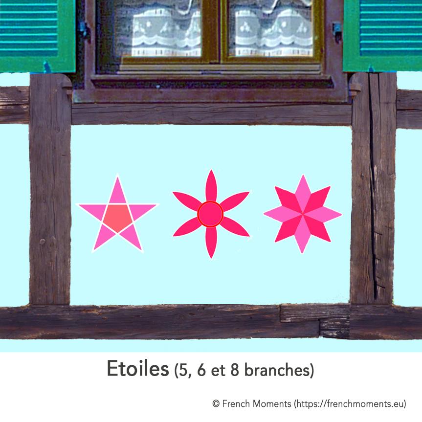 Maison Alsacienne Etoiles © French Moments
