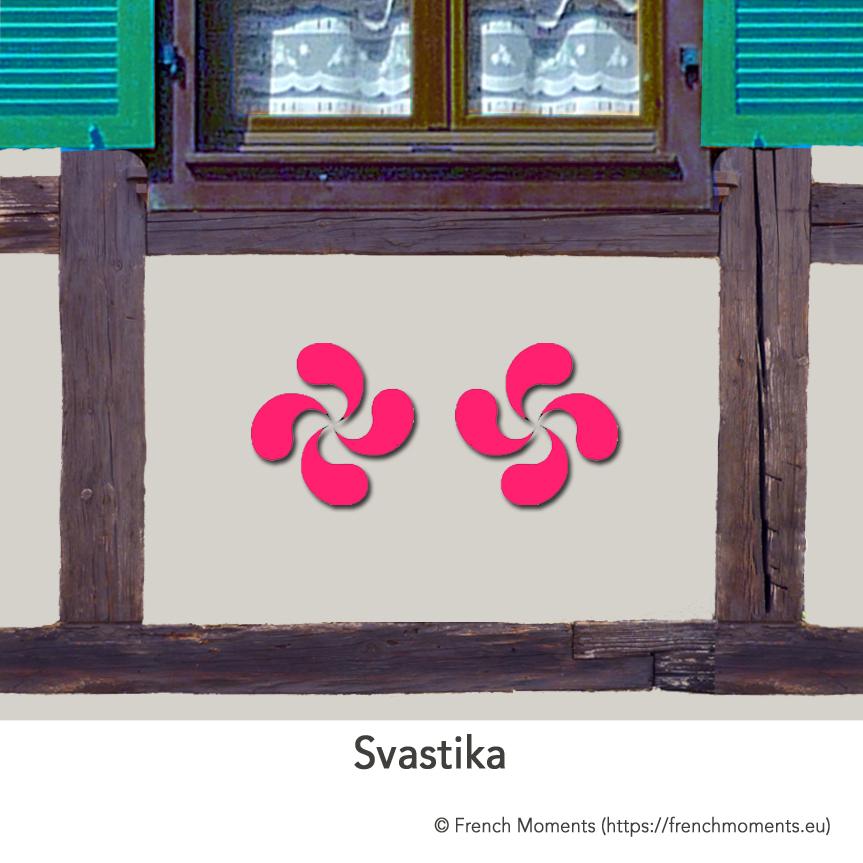 Maison Alsacienne Svastika © French Moments