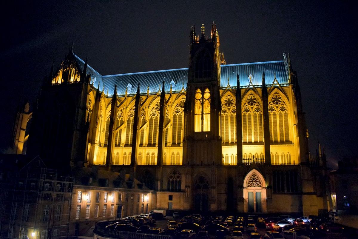 Hôtel de la Cathédrale Metz © French Moments
